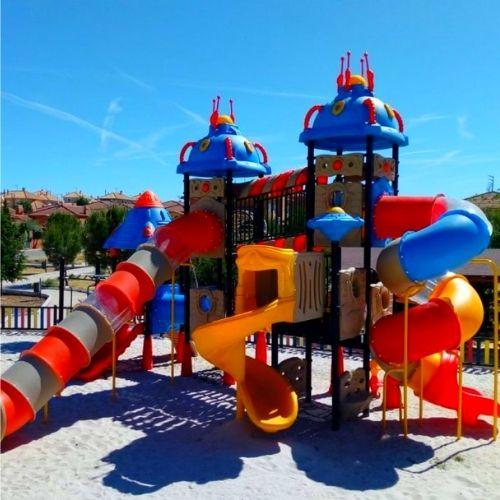 ¿Por qué instalar un parque infantil?
