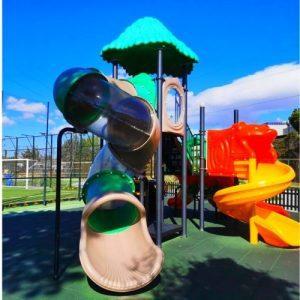 Parques infantiles homologados para colegios