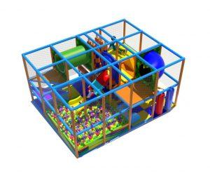 Diseño de parque infantil interior