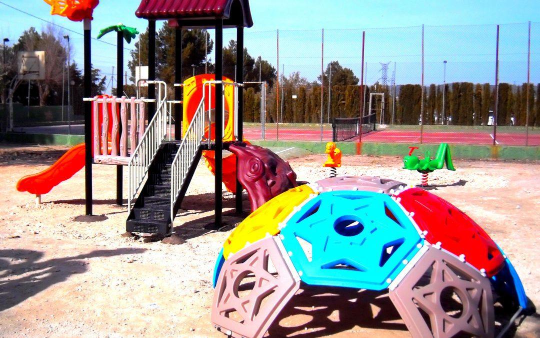 Parques infantiles para clubes