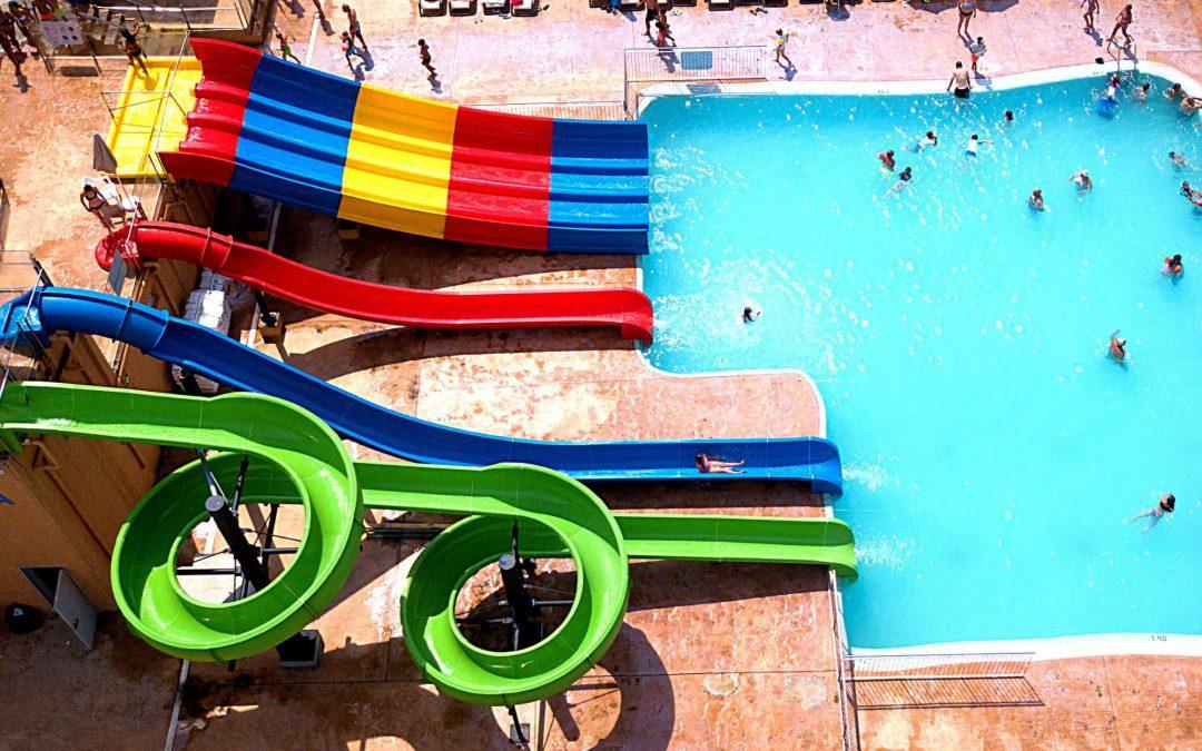 Diseño de Parques Acuáticos para Hoteles y Campings