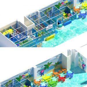 Diseño de Kid's Clubs para Hoteles y Campings
