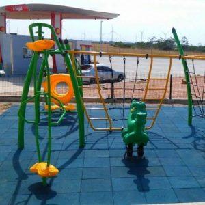 Parques infantiles para Gasolineras