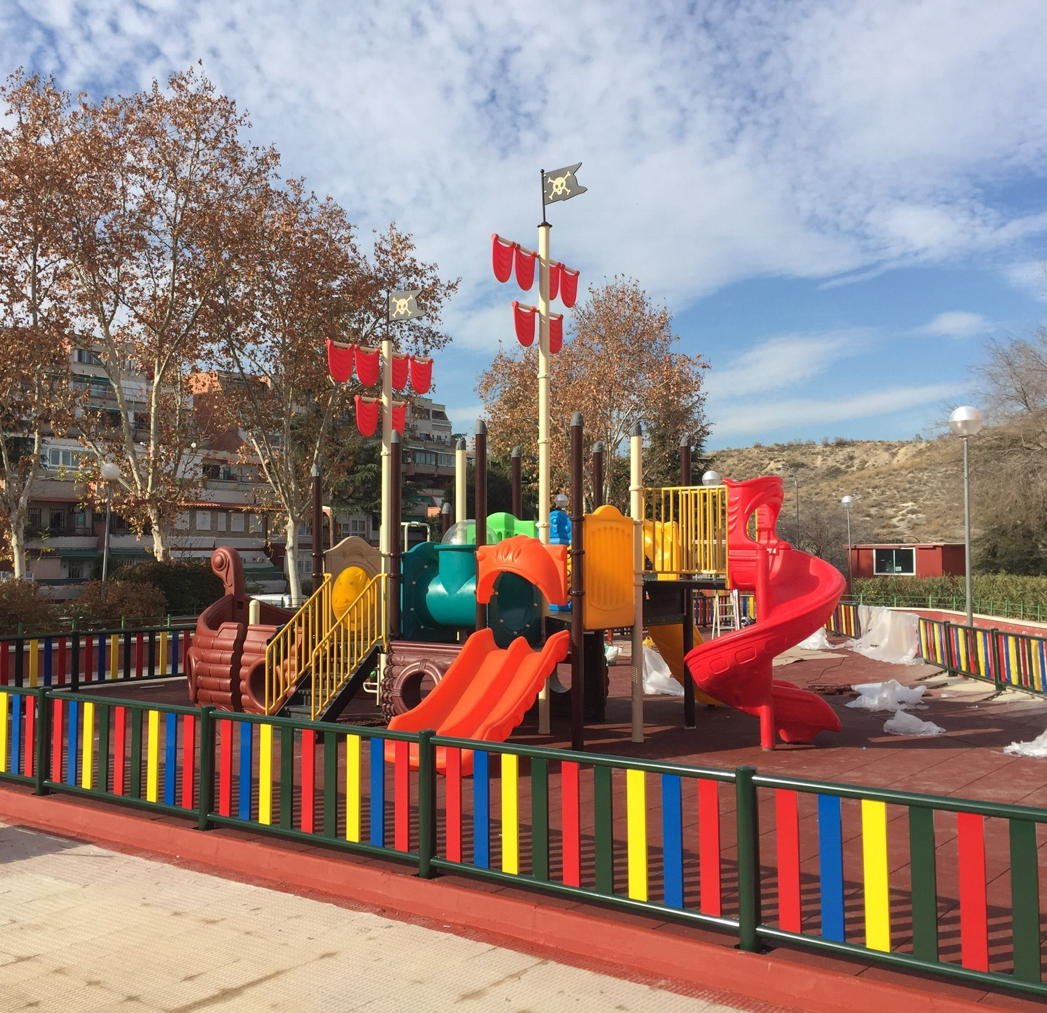 parques para colegios
