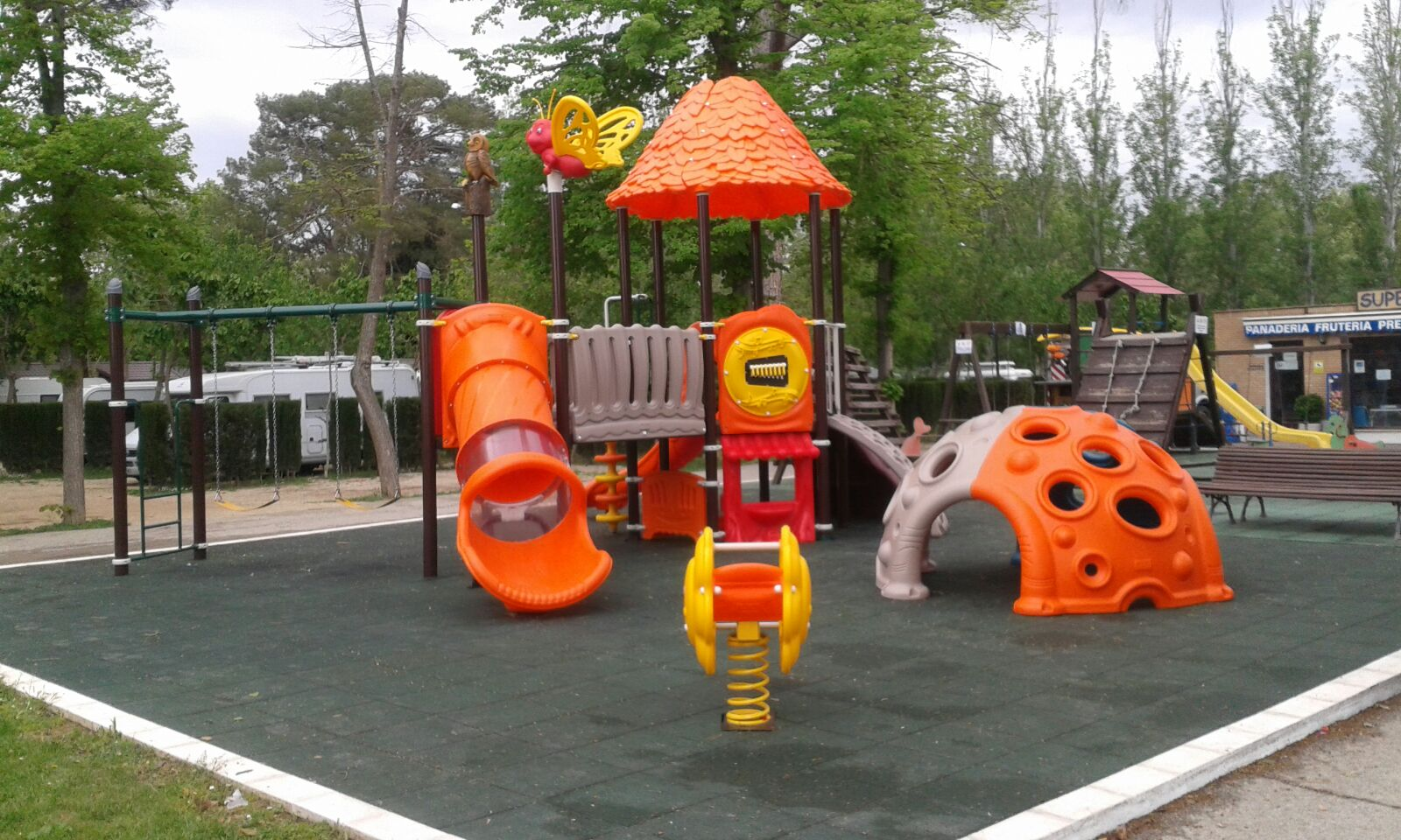 Diseño y arquitectura de parques temáticos