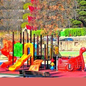 Proyecto parque Infantil en Extremadura
