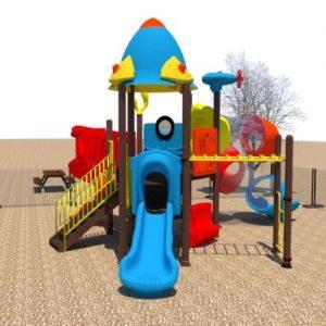 Arquitectos especializados en parques infantiles y acuáticos